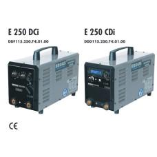 E 250 DCi - E250 CDi