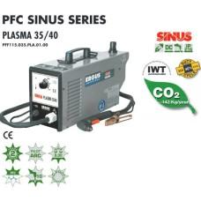 PCF SINUS SERIES  PLASMA 35/40