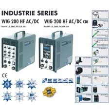 WIG 200 HF AC/DC - WIG 200 HF AC/DC CDi