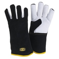 Grain leather palm MIG/MAG glove